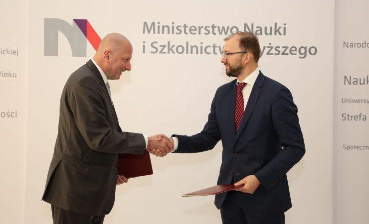Skarb Państwa przejmie udziały we Wrocławskim Centrum Badań EIT+