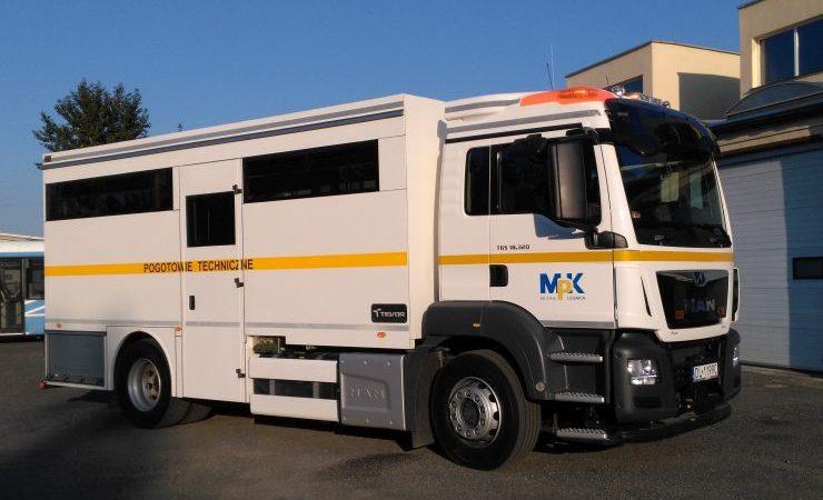 Lepsze serwisowanie autobusów w Legnicy