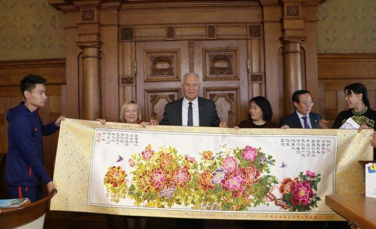 Chińska delegacja samorządowców gościła w Legnicy