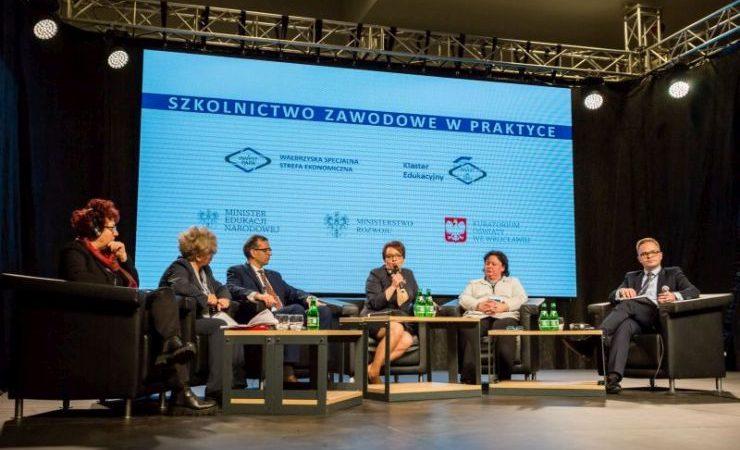 """""""Inwestycje, Edukacja, Innowacje"""" – konferencja z okazji 20-lecia WSSE"""