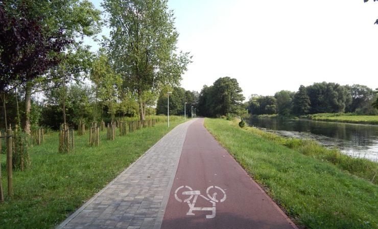 Z Wrocławia do Szczecina rowerem, wzdłuż Odry