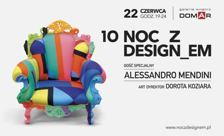 10. Noc z Designem we Wrocławiu
