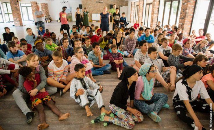 Brave Kids:  Dzieci z całego świata są już we Wrocławiu i Siechnicach