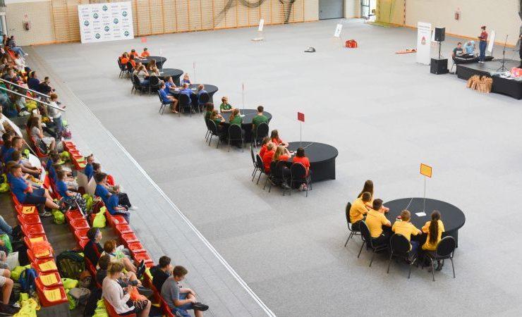 Kobierzyckie szkoły w Turniej Pierwszej Pomocy