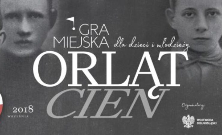 """Wrocławska Gra Miejska – """"ORLĄT CIEŃ"""""""
