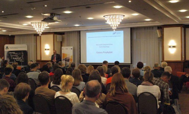 """Relacja z Konferencji """"Proinnowacyjne otoczenie biznesu na Dolnym Śląsku…"""""""