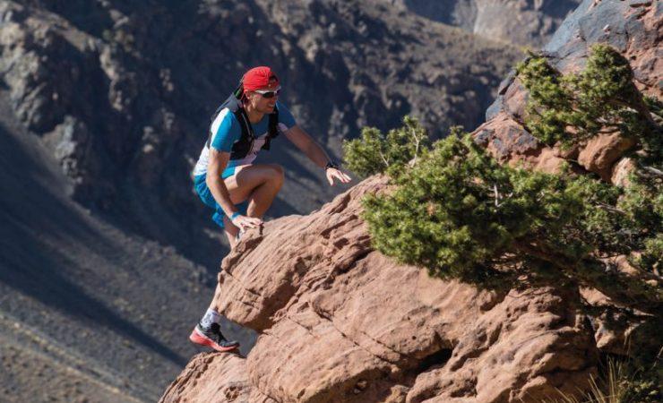 Piotr Hercog wygrywa Moab Endurance Run
