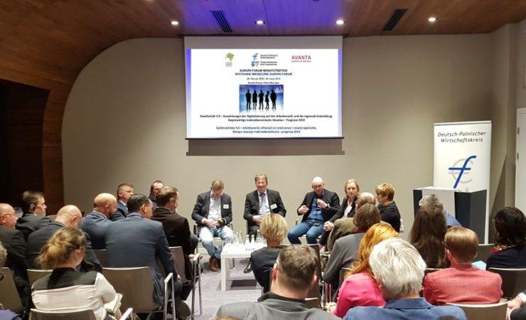 Europa Forum – sytuacja na rynku pracy