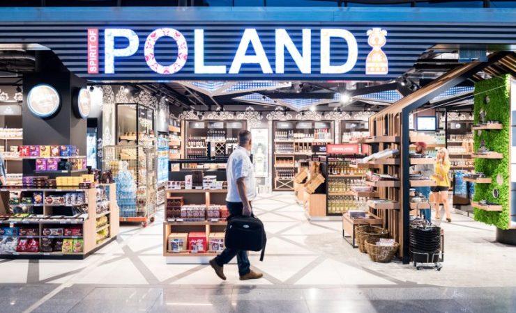 Nagroda Ceesar Awards dla strefy handlowej Baltona na wrocławskim lotnisku