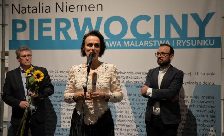 Wernisaż wystawy Natalii Niemen – PODSUMOWANIE