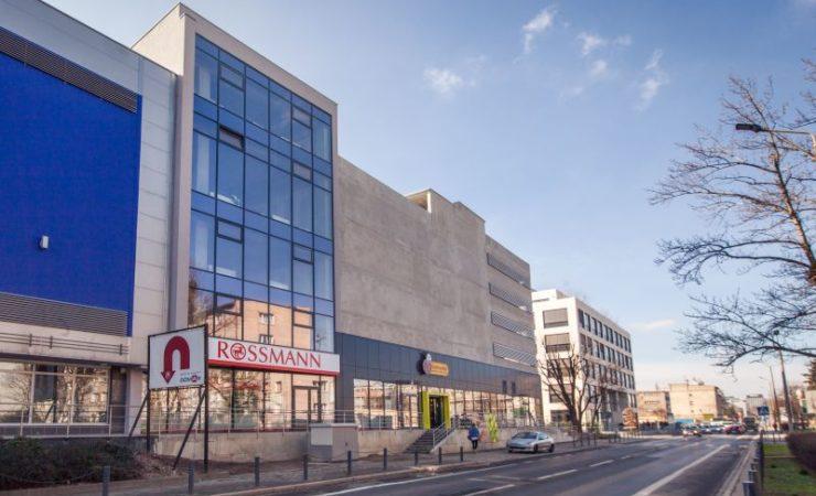 Nowy parking przy Galerii Wnętrz Domar już otwarty!