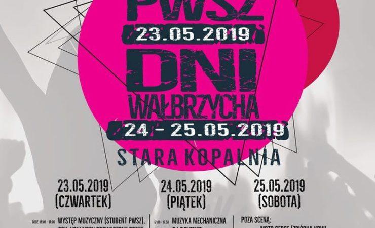Dni Wałbrzycha i Juwenalia 2019