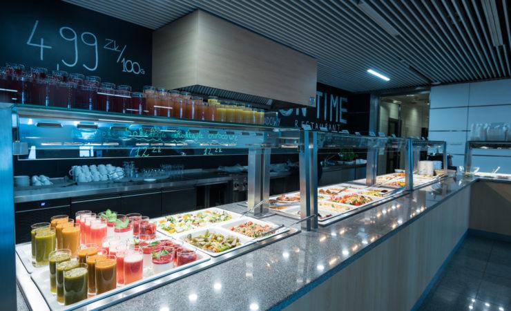 On Time – Nowa restauracja na wrocławskim lotnisku