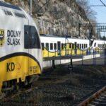 pociąg KD