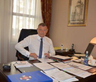 Roman Potocki, starosta wrocławski