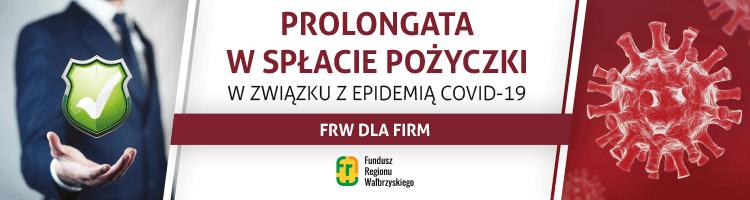 RFW Prolongata w spłacie pożyczki Covid 19