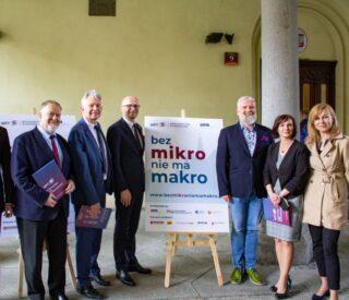 Bez Mikro Nie Ma Makro – konferencja prasowa