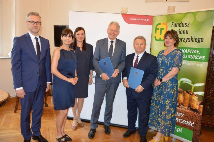 Fundusz Regionu Wałbrzyskiego i Uniwersytet Ekonomiczny we Wrocławiu łączą siły