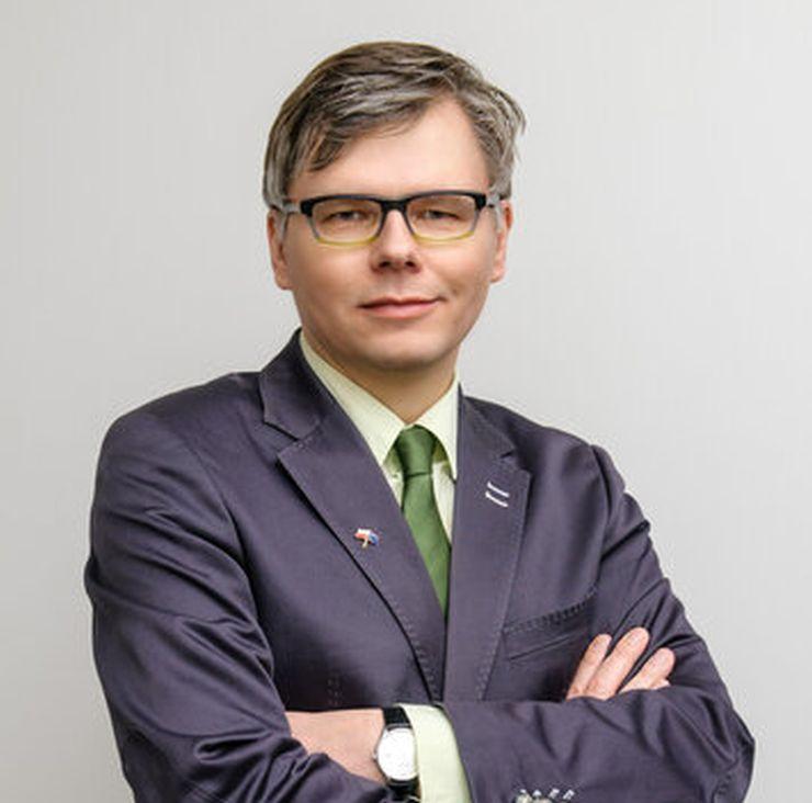 Jacek Wasik, dyrektor Przedstawicielstwa Regionalnego Komisji Europejskiej we Wrocławiu fot. mat. prasowe