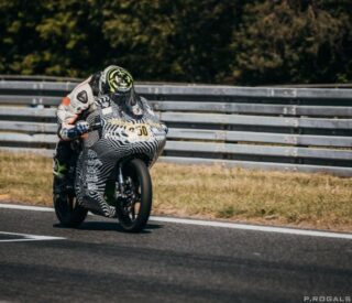 LEM Photon, szosowy motocykl elektryczny z PWr