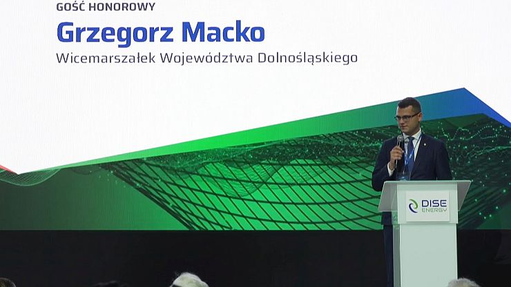 VII Kongres Energetyczny, Grzegorz Macko