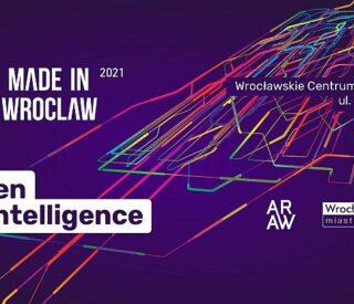 Made in Wrocław 2021 grafika