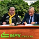 Podpisanie umowy z NFOŚiGW na dofinansowanie, 27 września 2021 r.